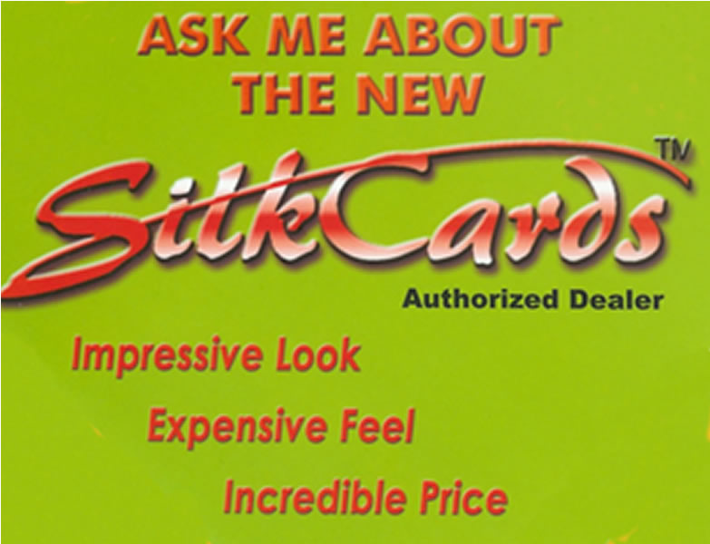 Click Here to get Information About the most unique style of Business Cards